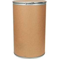 61 Gallon Fiber Drum, Fiber Cover w/Lever Lock Ring