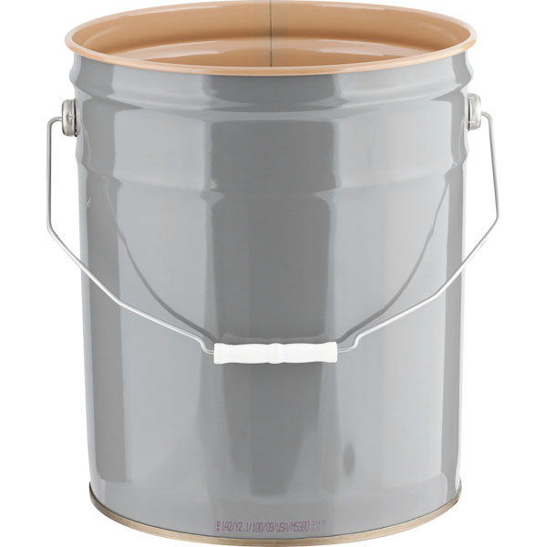 Open Head Epoxy-Phenolic Lined Steel Pails