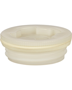 """2"""" Buttress T-Style HDPE Bung Plug, EPDM Gasket"""