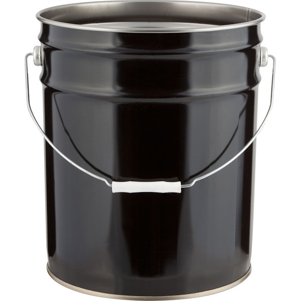 5 Gallon Steel Buckets