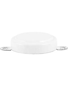 "3/4"" Tite-Seal White Steel Capseal, Corner Gasket"