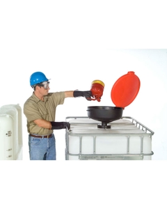 Burp-Free Drum & IBC Funnel (Large) - UltraTech 0656