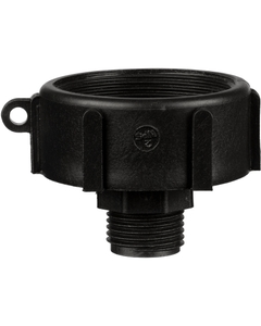 """2"""" Female NPT with Gasket to 3/4"""" NHR Garden Hose Adapter"""