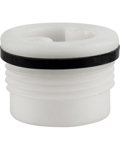 "3/4"" Tri-Sure® Nylon Drum Plug, BUNA Gasket"