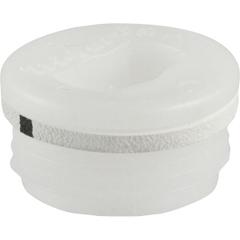 """3/4"""" Tri-Sure® HDPE Drum Plug, EPDM Gasket"""