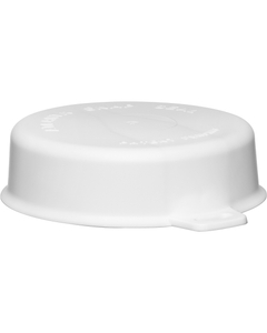 """2"""" SnapSeal® Tamper Evident Plastic Capseal w/Tab for Greif Drums"""
