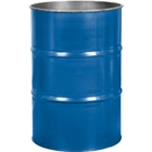 55 Gallon Coleman Blue Steel Drum, Reconditioned (No Cover)
