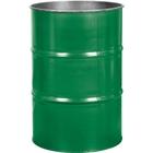 55 Gallon Asco Green Steel Drum, Reconditioned (No Cover)