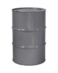 """55 Gallon Sungray Tight Head Steel Drum, Reconditioned, UN Rated, 2"""" & 3/4"""" Fittings, Unlined"""