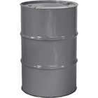 """55 Gallon Sungray Steel Drum, Reconditioned, Unlined, Cover w/Lever Lock Ring, 2"""" & 3/4"""" Fittings"""