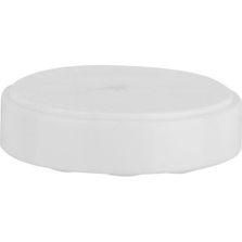 """2"""" Round Head White Snapseal T All-Plastic Capseal"""