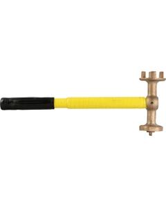 W-268SPT Rieke® 20/9 Yellow Sparkless Preset Torque Wrench for TITEGRIP® Plugs