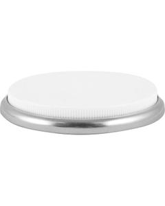 "2"" Rieke® Safeseal® Plastic Capseal w/Aluminum Ring"