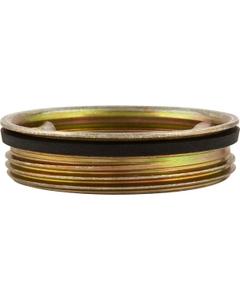 "2"" tri-sure zinc plated steel drum plug, no gasket"