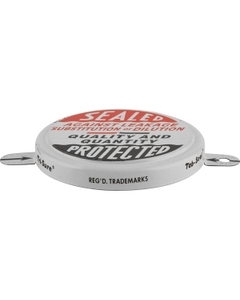 """2"""" Tri-Sure® Tab-Seal® Steel Capseal """"Sealed Protected"""", Side Compound Gasket"""