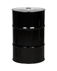 """30 Gallon Tight Head Steel Drum, UN Rated, 2"""" &  3/4"""" Fittings, Lined"""