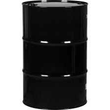 """55 Gallon Tight Head Steel Drum, UN Rated, 2"""" &  3/4"""" Fittings, Lined"""