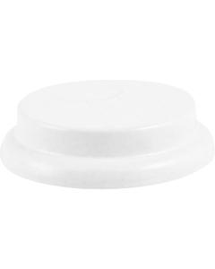 "3/4"" Rieke® Safeseal® White Metal Capseal (for Visegrip & Poly-Visegrip)"