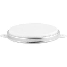 """2"""" Tri-Sure® Tab-Seal® Plastic Capseal with Aluminum Ring"""