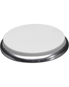 "2"" Rieke® Safeseal® Plastic Vented Capseal w/Aluminum Ring (for Visegrip & Poly-Visegrip)"