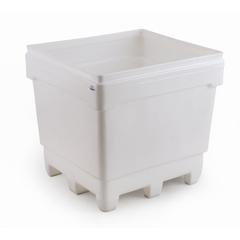 MonsterCombo® 2748, 318 Gallon Bin, 4-Way Molded Base (Natural)