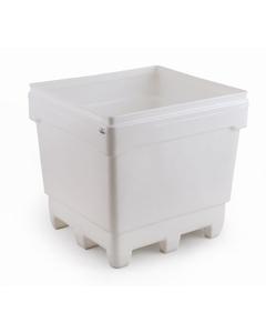 MonsterCombo® 2756, 362 Gallon Bin, 4-Way Molded Base (Natural)