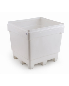 MonsterCombo® 2759, 404 Gallon Bin, 4-Way Molded Base (Natural)
