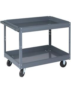 "24"" x 36"" Steel Service Cart, 500 lb. Capacity"