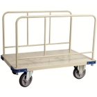 """30"""" x 48"""" Commercial Quality Steel Panel Cart, 1,100 lb. Capacity"""