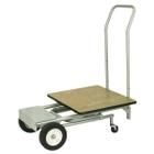 5 In 1 Office Caddy Truck 100lb To 400lb Capacity Set Up