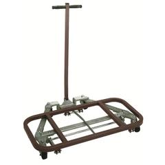 Desk Mover 600lb Capacity w/ 4-4