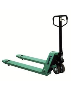 "CPII Pallet Jack w/Nylon Wheels, 21"" x 48"" (5,500 lbs.)"