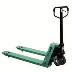 "CPII Pallet Jack w/Polyurethane Wheels, 21"" x 48"" (5,500 lbs.)"