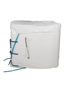 275 Gallon IBC Tote Fluxwrap™ Industrial Cooling Jacket