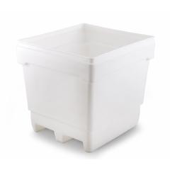 MonsterCombo® 2848, 318 Gallon Bin, 2-Way Molded Base (Natural)