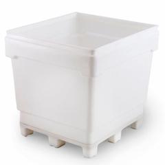 MonsterCombo® 2948, 318 Gallon Bin, 4-Way Removable Socket Base (Natural)