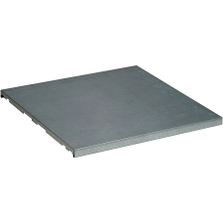 SpillSlope® Steel Shelf for 4 Gallon Safety Cabinets (Justrite® 29935)