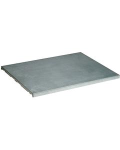 "SpillSlope® Steel Shelf for 90 Gallon (43"" W) Safety Cabinets (Justrite® 29945)"