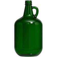3 Liter Champagne Green Glass Jug, 38mm 38-405