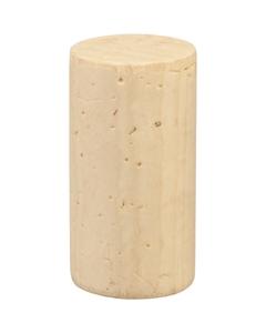 """Grade 1 """"Flor"""" Natural Wine Corks, Plain, 45 x 24 mm (Highest Grade), 1,000/bag"""
