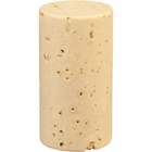 "Grade 2 ""Extra"" Natural Wine Corks, Plain, 38 x 24 mm (Very High Grade), 1,000/pk"