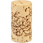 """Grade 4 """"First"""" Natural Wine Corks, Print, 38 x 24 mm (High Grade), 1,000/pk"""