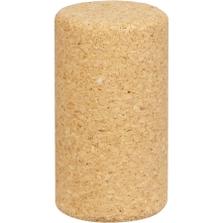 G1 Micro-Agglomerated Wine Corks (0.5-1), Plain, 44 x 24 mm, 1,000/bag