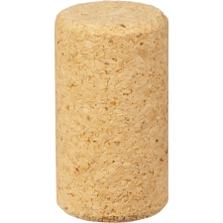 G2 Micro-Agglomerated Wine Corks (1-2), Plain, 44 x 24 mm, 1,000/bag