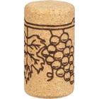 G1 Micro-Agglomerated Wine Corks (0.5-1), Print, 44 x 24 mm, 1,000/bag