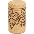 G2 Micro-Agglomerated Wine Corks (1-2), Print, 44 x 24 mm, 1,000/bag
