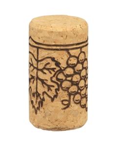 G3 Agglomerated Wine Corks (2-3), Print, 44 x 24 mm, 1,000/bag