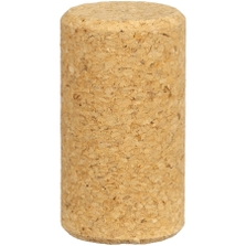 [CWINE]3 Reduced Agglomerated Wine Corks, TCA Free, 44 x 24 mm