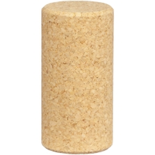 [CWINE]2 Medium Agglomerated Wine Corks, TCA Free, 48 x 24 mm