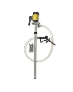 Electric CPVC Drum Pump 35 Gpm for 15, 30, 55 Gallon Drums
